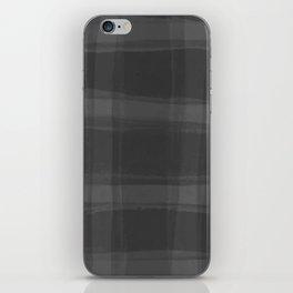 Nifty Shades of Grey iPhone Skin