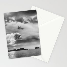 Storm Of Palawan Philippines Stationery Cards