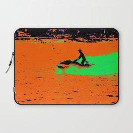 Summer Jetting - Jet Ski Fun Laptop Sleeve