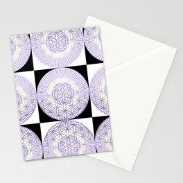 NAKED GEOMETRY no 1 Stationery Cards