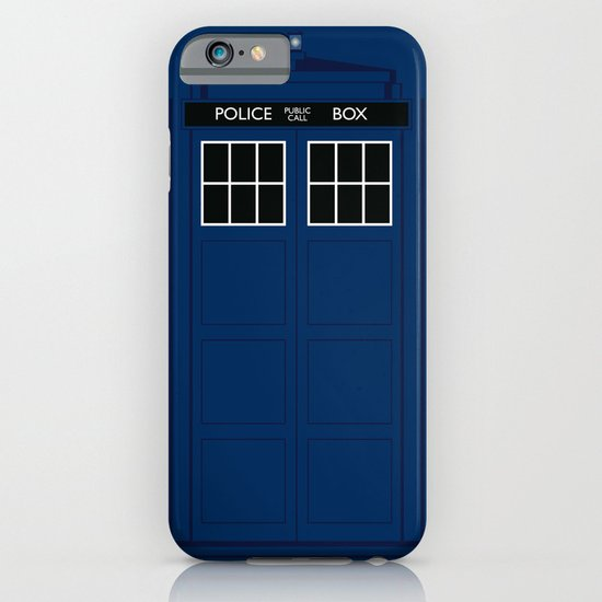 Doctor Who - The Doctor is in.....  iPhone & iPod Case