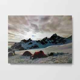 Black Buttes and Colfax Peak Metal Print