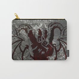 Heavy Metal Horns Carry-All Pouch