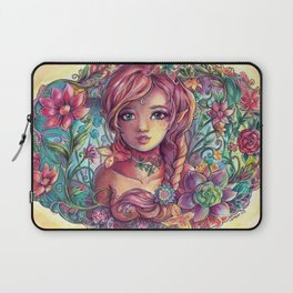 Spring Young Fairy Laptop Sleeve