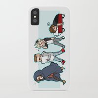 kendrawcandraw iPhone & iPod Cases featuring Sleepy Time by kendrawcandraw
