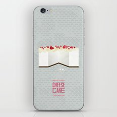 CheeseCake iPhone & iPod Skin