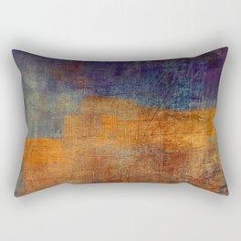 El Encuentro de las Aguas Rectangular Pillow