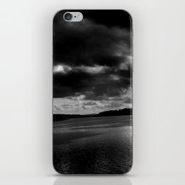 Spilled Light iPhone Skin