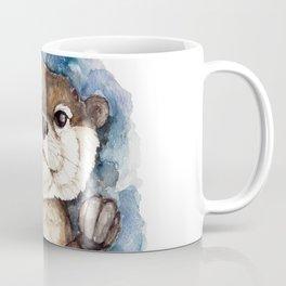 Watercolor Otter Coffee Mug
