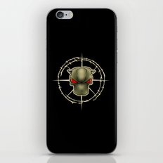 Black Star iPhone & iPod Skin