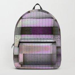 BLOCK STRIPES PATTERN I Backpack