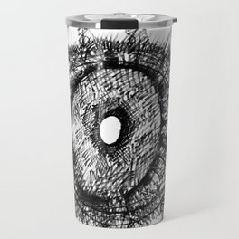 Black Eye Travel Mug