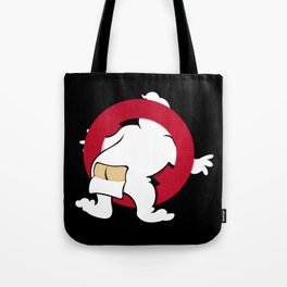 Ain't afraid of no cold! Tote Bag