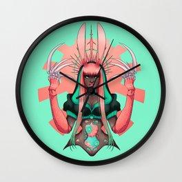 Queen Karoo Wall Clock