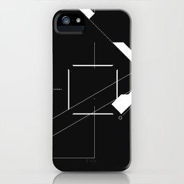 RIM BENEATH iPhone Case