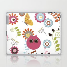 Owl in Pandora Laptop & iPad Skin