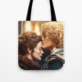 Jamie & Claire Tote Bag