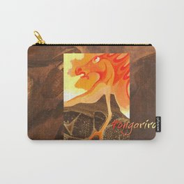 Mount Tongariro  Volcano Spirit Carry-All Pouch
