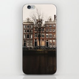 Sepia Canals iPhone Skin