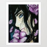 Dance of the Flowers Art Print
