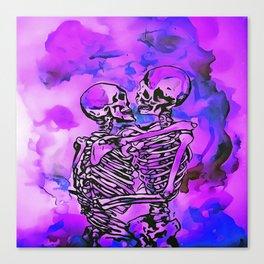 Love, Always Canvas Print