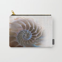 Natural spiral Carry-All Pouch