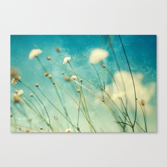 Summer memories Canvas Print