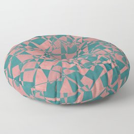 abstract 03 Floor Pillow