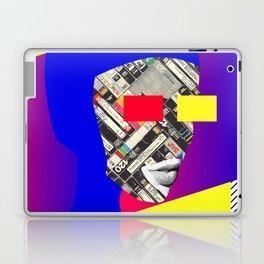 Space Portrait Laptop & iPad Skin