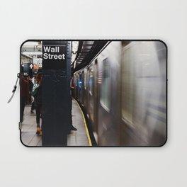 Wallstreet Subway Laptop Sleeve
