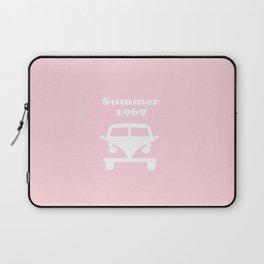 Summer 1969 -  pink Laptop Sleeve