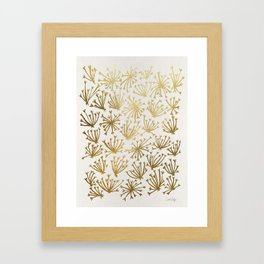 Queen Anne's Lace #2 Framed Art Print