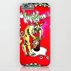 Gruss Vom Krampus Slim Case iPhone 6s