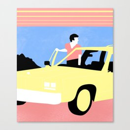 Country Squire Canvas Print