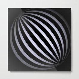 black-and-white -04- Metal Print