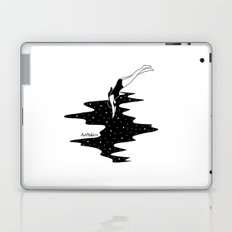 dive into the space Laptop & iPad Skin