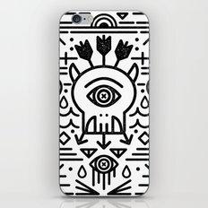 Monster Killer Cult iPhone & iPod Skin