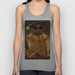 Jay in Shades Unisex Tank Top