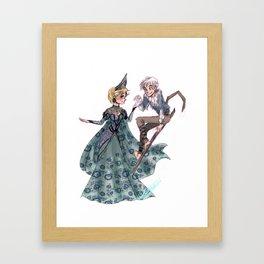 Jelsa Framed Art Print