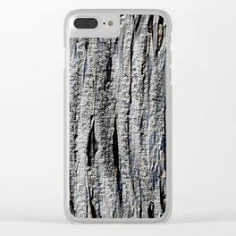 PiXXXLS 141 Clear iPhone Case