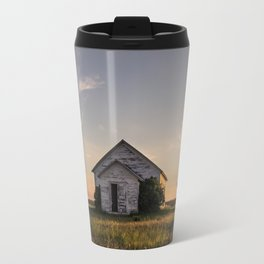 Galpin Church, Montana Prairie Travel Mug