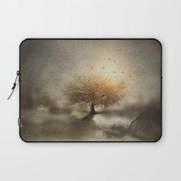 Lone Tree Love IV Laptop Sleeve