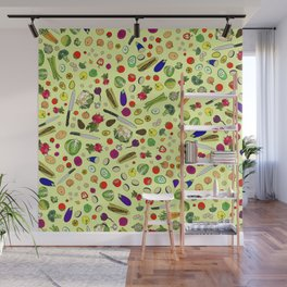 Vegetable Soup Recipe Wall Mural
