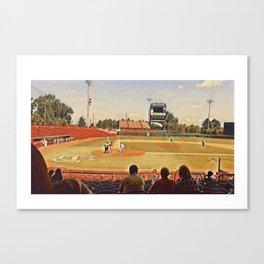 USC Baseball Canvas Print