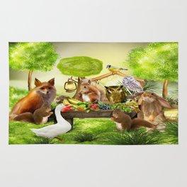 Sommerfest der Tiere Rug