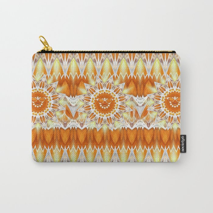 Sunshine Happiness Carry-All Pouch