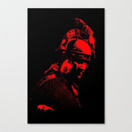 Ancient Roman Centurion Canvas Print
