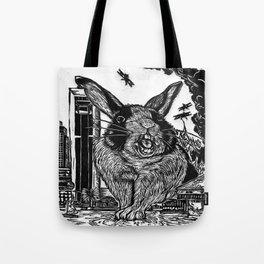 Hoppin Mad Tote Bag