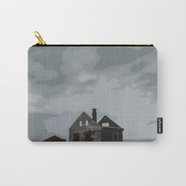 Haunted Farmhouse Carry-All Pouch