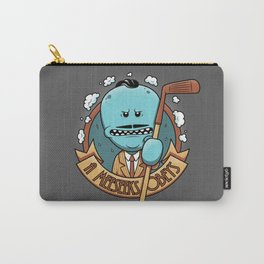 A Meeseeks Obeys Carry-All Pouch